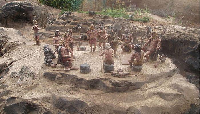 Isla la gomera mitologia guanche