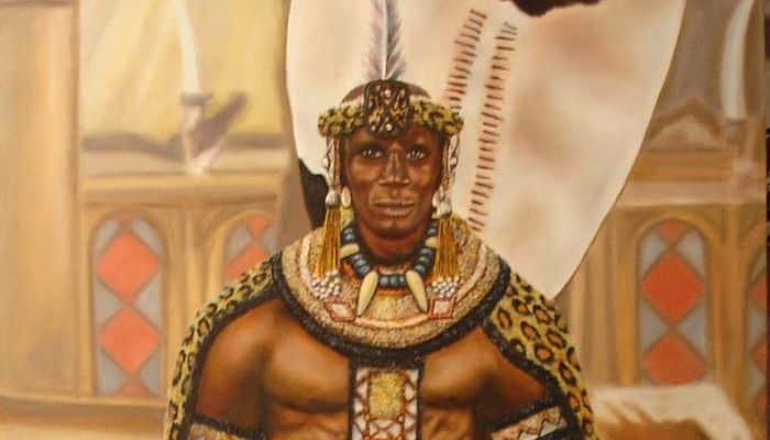 Shaka de la mitología Zulú