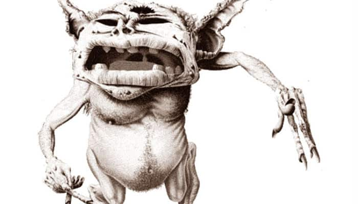 Tokoloshe de la mitología Zulú