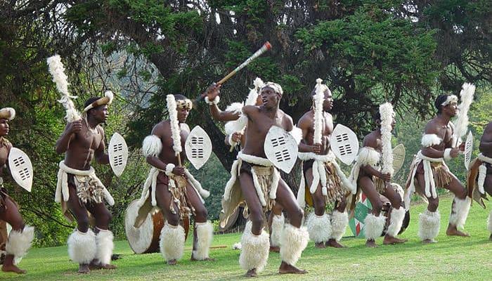 Tribu Zulú