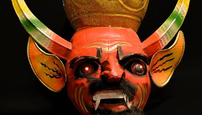 Demonio Supay mitología Aymara