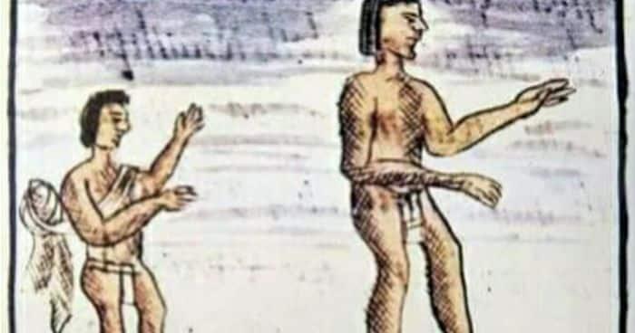 Gigantes de la mitología Mexicana