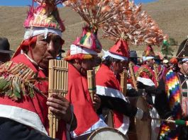 Los Aymaras - mitología Aymara