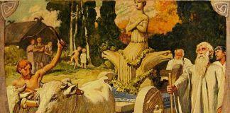 Mitología anglosajona