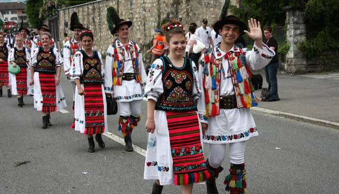 Tradicion Dragobete mitología Rumania