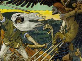 Väinämöinen mitología finlandesa
