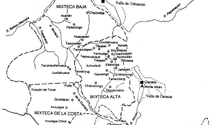 Mitología Mixteca