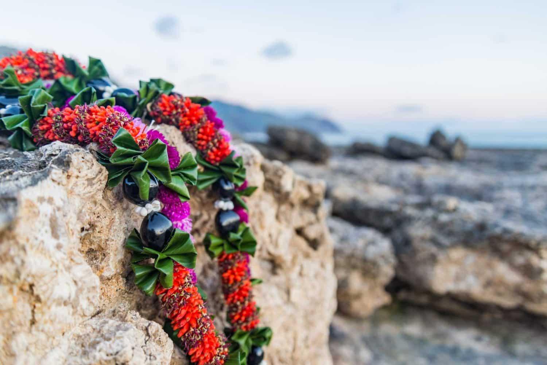 Mitología Hawaiana Flores Hawaianas
