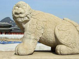 Criaturas de la mitología Coreana