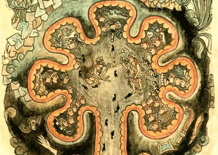 Lugar de la mitología mexicana