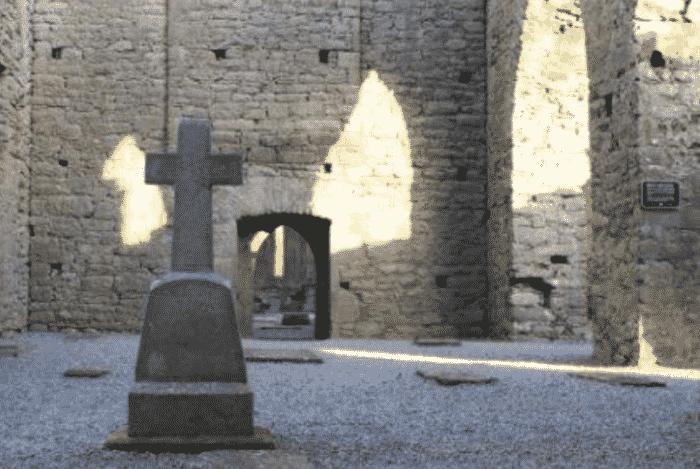 Lugares sagrados de la mitología de celta