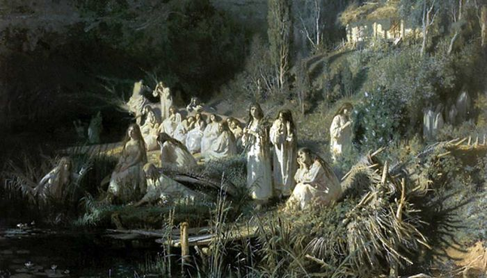Mitología eslava
