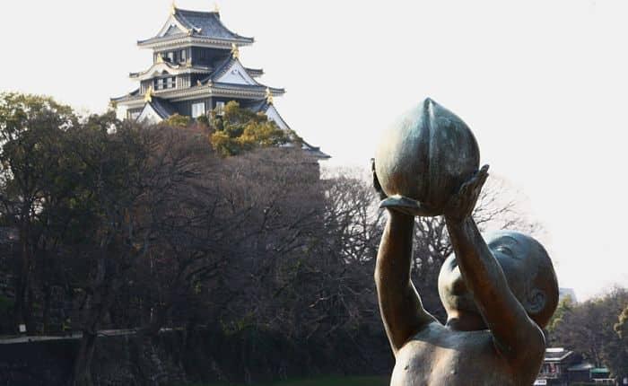 Lugares sagrados Okayama y Megijima