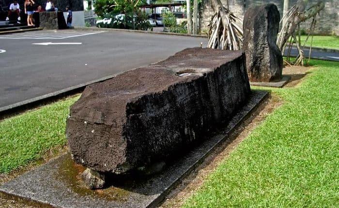 Piedra de Naha