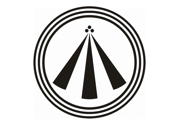 Simbolo de los tres rayos de la mitologia celta