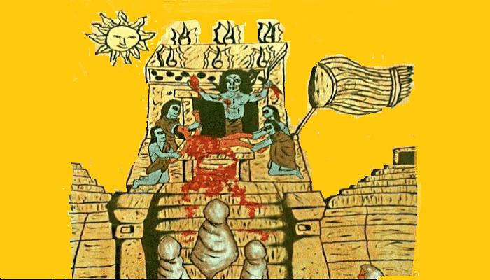 Símbolos de la mitología mexicana