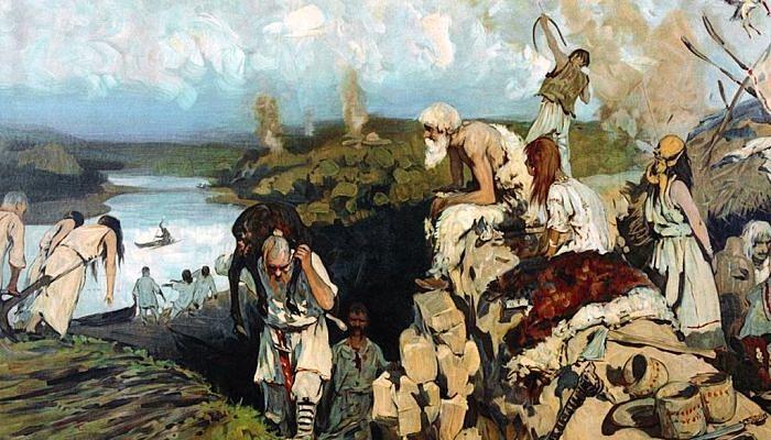 Tradiciones de la mitología eslava