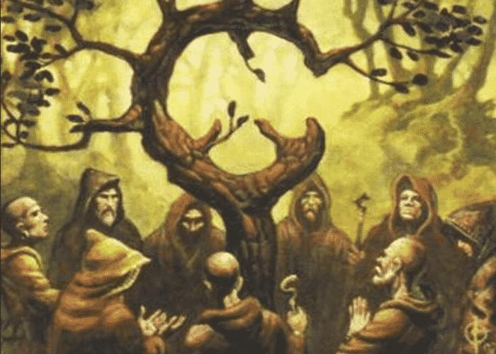Tradiciones de la mitología celta