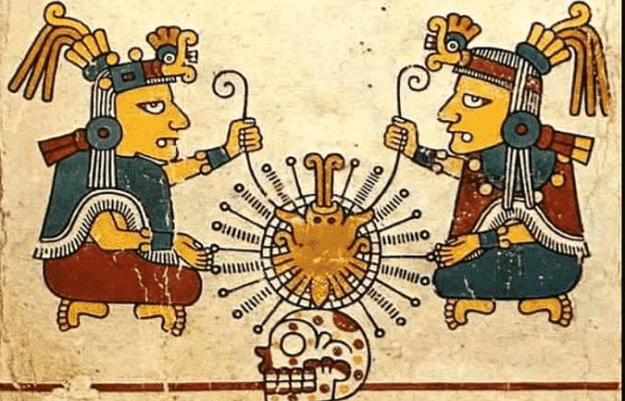 origen de la creación mitologica