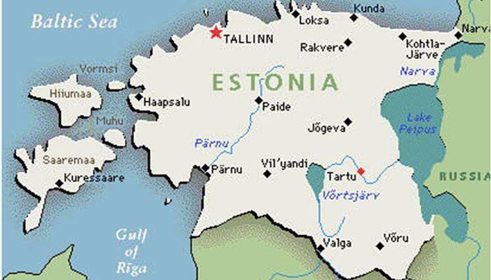 mitología de estonia