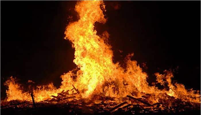 El fuego en la mitología de América del Sur
