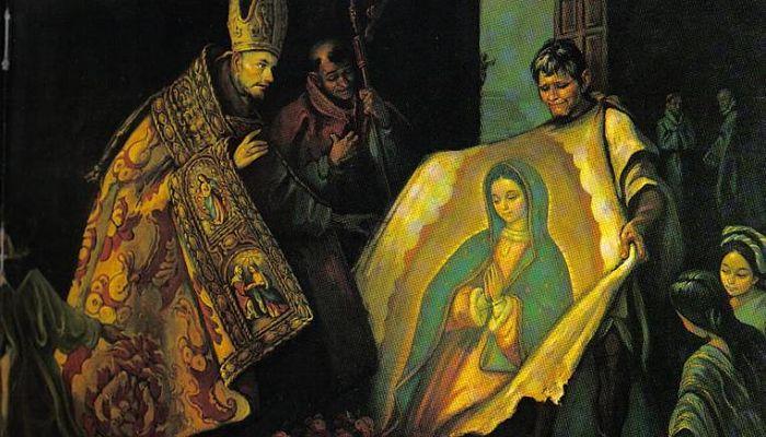 Evangelización en la mitología de América del Sur