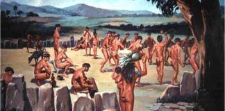 Los primeros hombres de la mitología de América del Sur