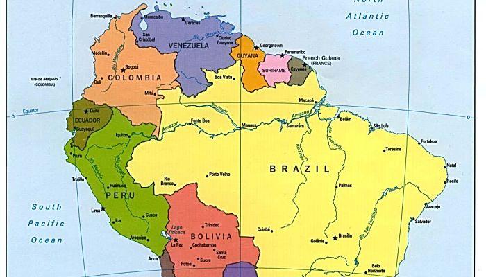 Mitología de América del Sur