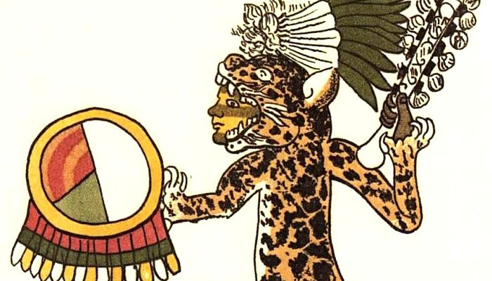 Mito de la creación de la mitología Olmeca