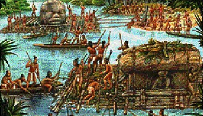 Mitología Olmeca