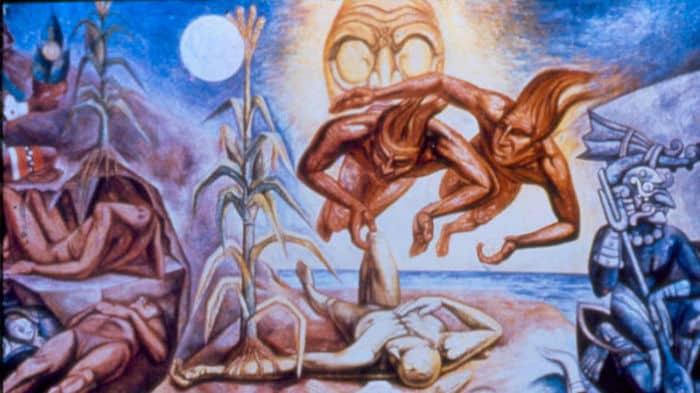 Mitologia maya