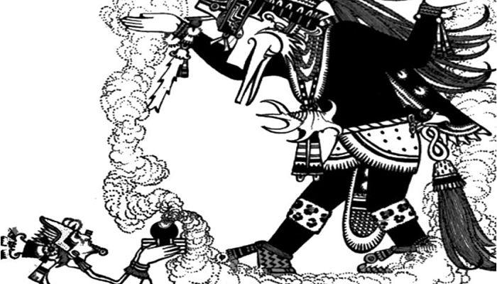 Dioses del viento de la mitologia mexicana