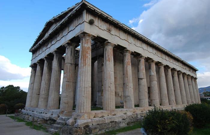 Templo de Hefistos