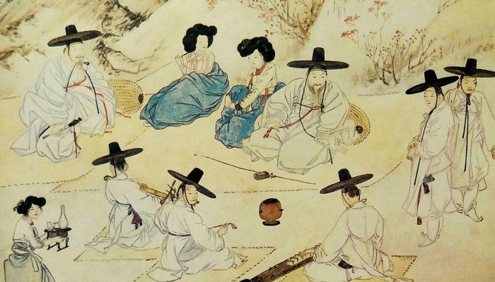 Tradiciones de la mitología coreana