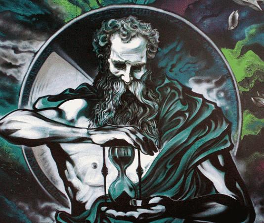 Mitología griega dioses