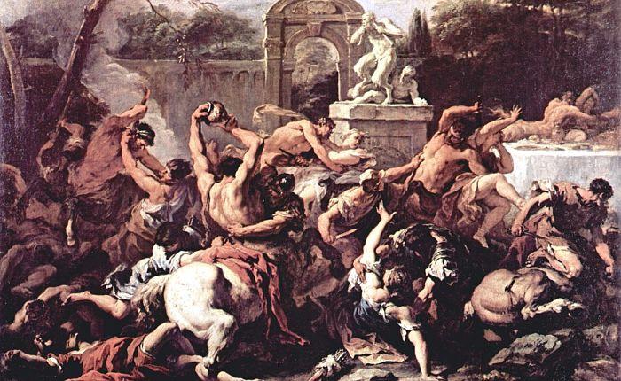 Guerra de Pirithous