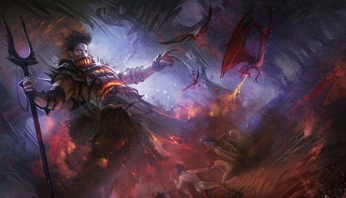 Hades el dios del inframundo