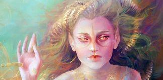 Ninfas seres mitológicos