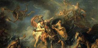 Personajes de la mitología griega