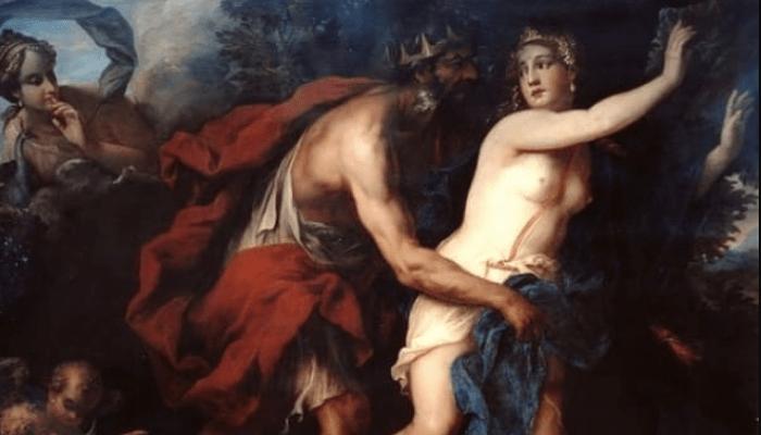 amantes de Zeus