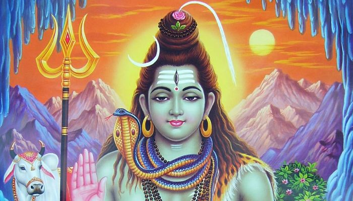 Shiva Dios destructor
