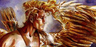 Eros dios del amor