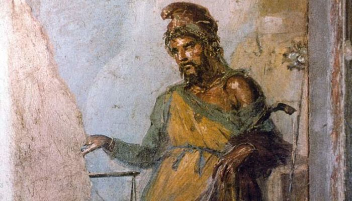 Priapus dios del vino y el éxtasis