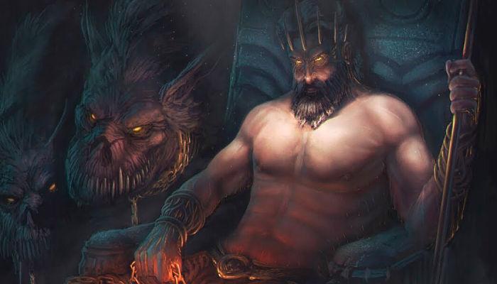 Hades dios del inframundo