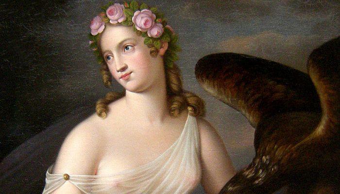 Hebe diosa de la juventud