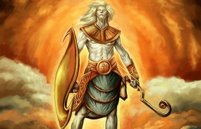 Hyperión dios de la luz