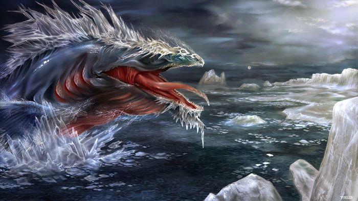 Leviatán: El Monstruo Mitológico Más Temido Y Poderoso | Mitologia