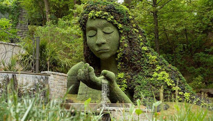 Luagres sagrados para adorar a Gaia