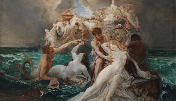 Mitos de Nereida