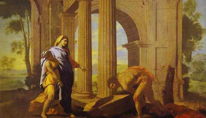 Mitos de Teseo